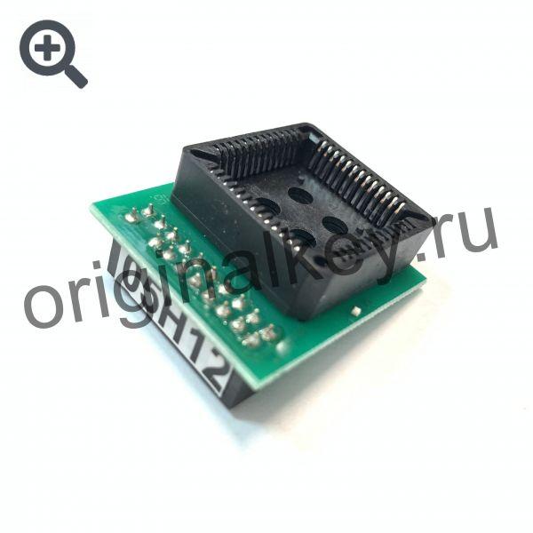Адаптер 68HC05H12 PLCC52