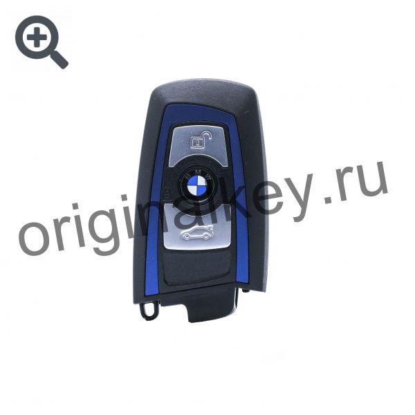 Чип ключ БМВ F-серии (F20-F23/F25/F26/F30-F36 и т.д.), EWS5(CAS4+), EWS4(CAS4), 434MHz