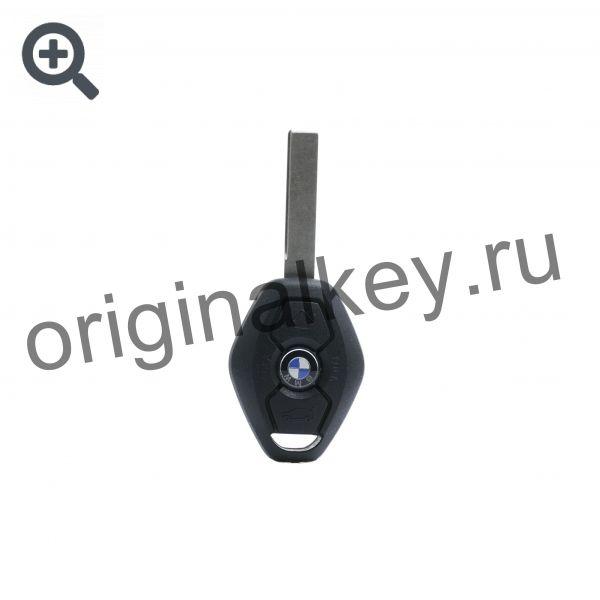 Чип ключ для BMW с системой CAS 2 (E60/E61/E63/E64), 434 MHz