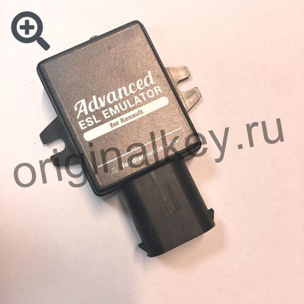 Эмулятор блокиратора руля для автомобилей Renault. ver 2