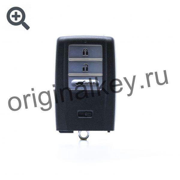 Ключ для Acura MDX 2014-, 434 Mhz