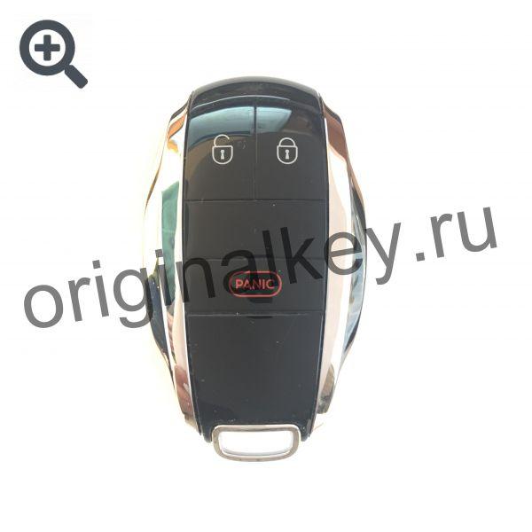 Ключ для Bentley Bentayga 2015-, Panic+Valet