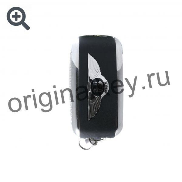 Ключ для Bentley Continental GT, Continental Flying Spur, Keyless Go, Panic, 315 Mhz, PCF7943