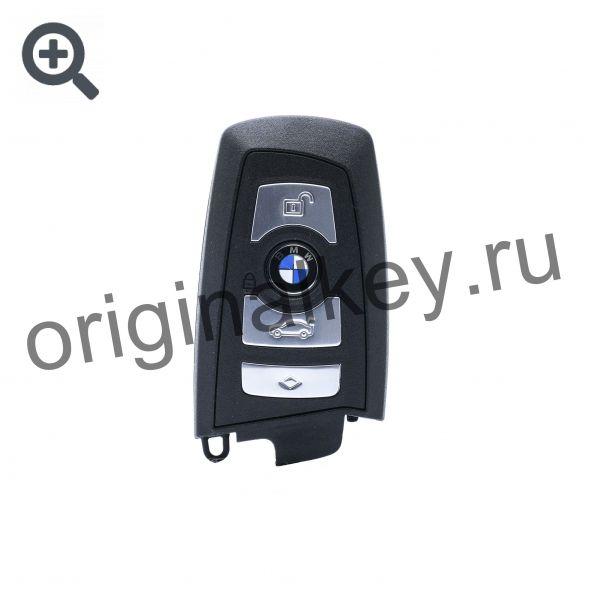 Ключ для BMW F-кузовов (F01/F02/F03/F04/F25/F07/F10/F11/F06/F12/F13 и т.д.), EWS4 (CAS4)