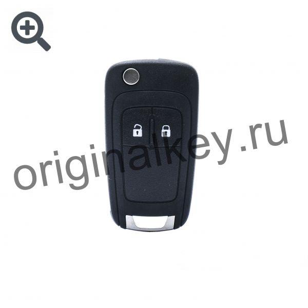 Ключ для Chevrolet Cruze Hatchback, Orlando, 433MHz