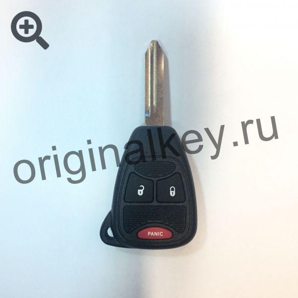 Ключ для Chrysler Town&Country 2004-2007, Dodge Caravan и Grand Caravan 2004-2007