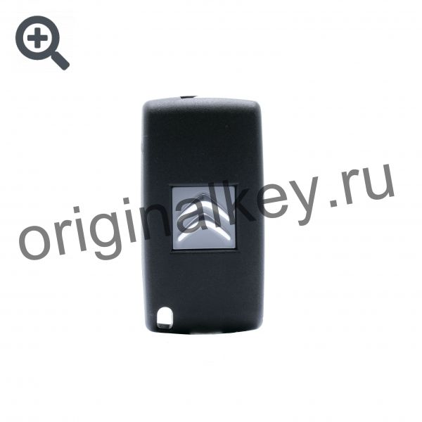 Ключ для Citroen C4 Picasso 2007-2010, C5 2008-2013, PCF7941, HU83