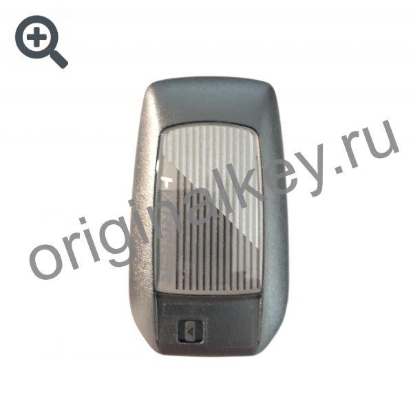 Ключ для Toyota Harrier 2020-, Trunk, 14FAT