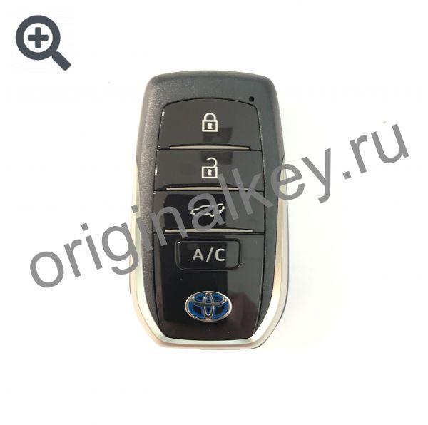 Ключ для Toyota Rav4 PHV 2020-, 14FAT