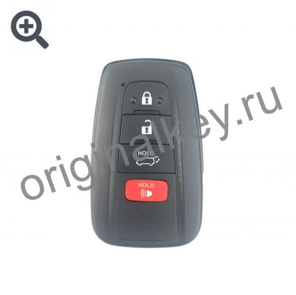 Ключ для Toyota Rav 4 2018-, 14FBC