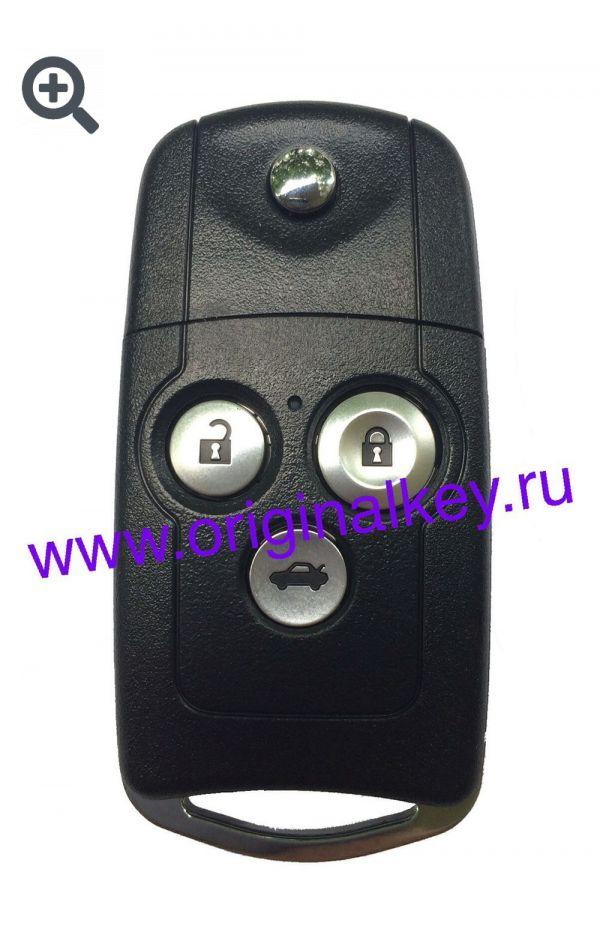 Ключ для Honda Accord 2007-2012, PCF7936