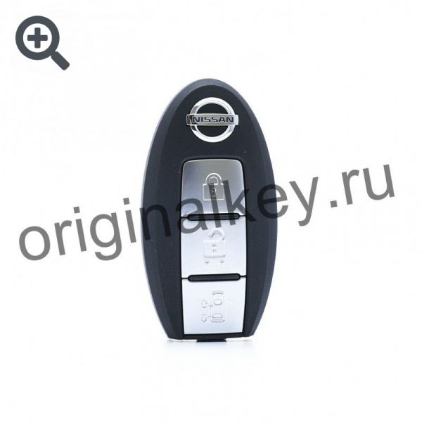 Ключ для Nissan Lafesta 2004-2012, Serena 2005-2010, Elgrand 2005-2010, used