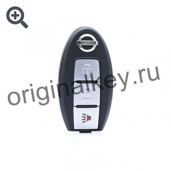 Ключ для Nissan Pathfinder 2014-2015, HITAG 3