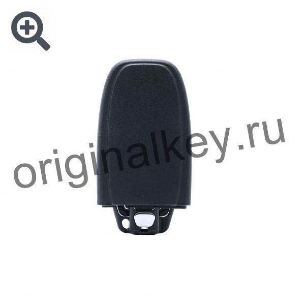 Ключ для Audi А4, А5, А6, А7, А8, Q5 2008-, 315MHz, Panic, Keyless Go