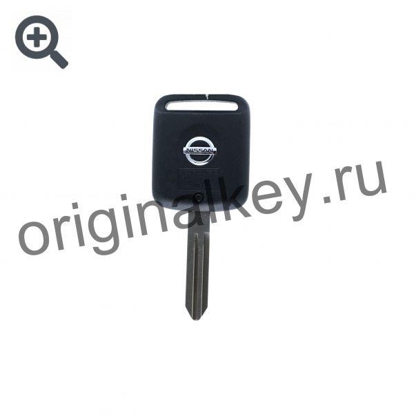 Ключ для Nissan 350Z, Navara, NV200, X-Trail, Micra, Note, Pathfinder, Qashqai, Tiida, PCF7946