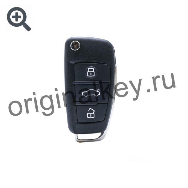 Ключ для Audi A4/RS4 2004-2008, 433Mhz