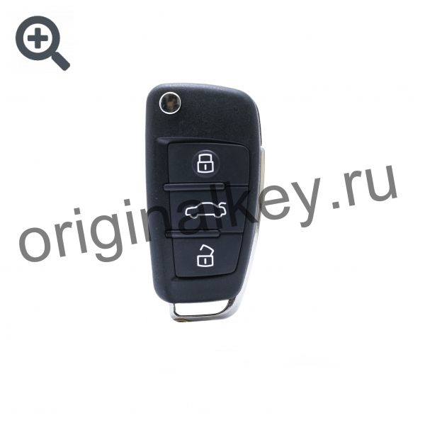 Audi A6 2004-2011, Q7 2005-2016, Allroad c 2006, 315MHz, Keyless Go