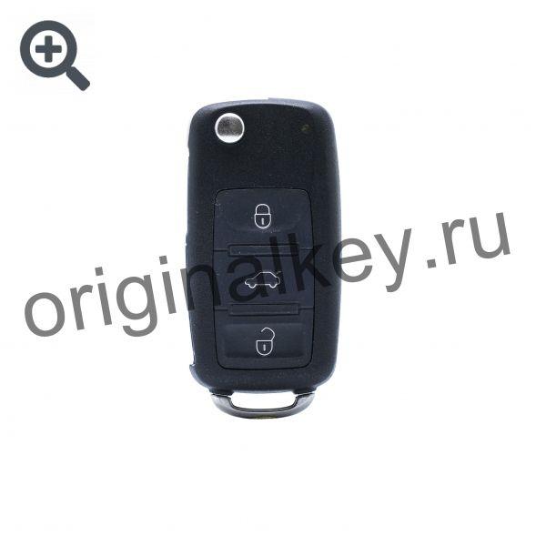 Ключ для Audi A8 2003-2010 г. 433 Mhz