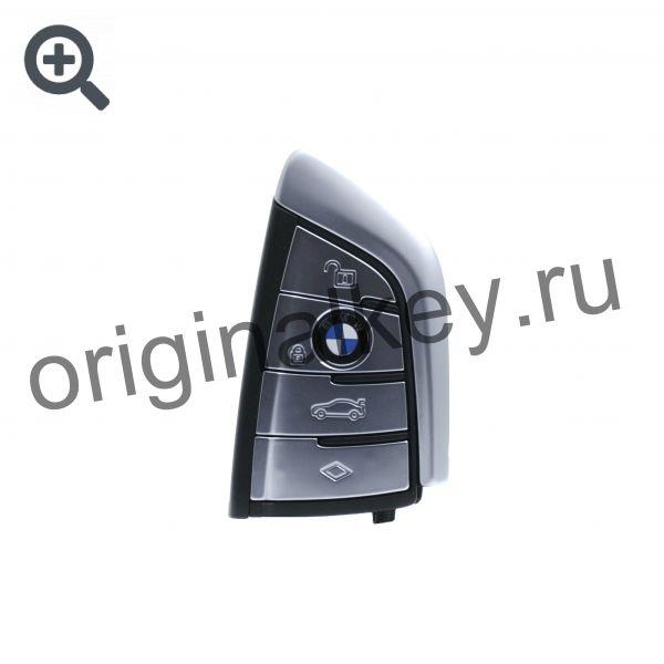 Ключ для BMW 5 серии 2015-, 7 серии 2015-, 434, silver, М серия