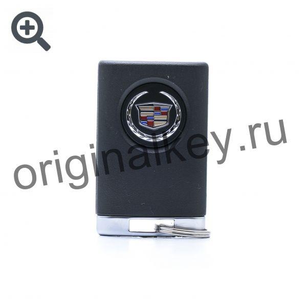 Ключ для Cadillac Escalade III 2008-2014, 433MHZ, Driver 1