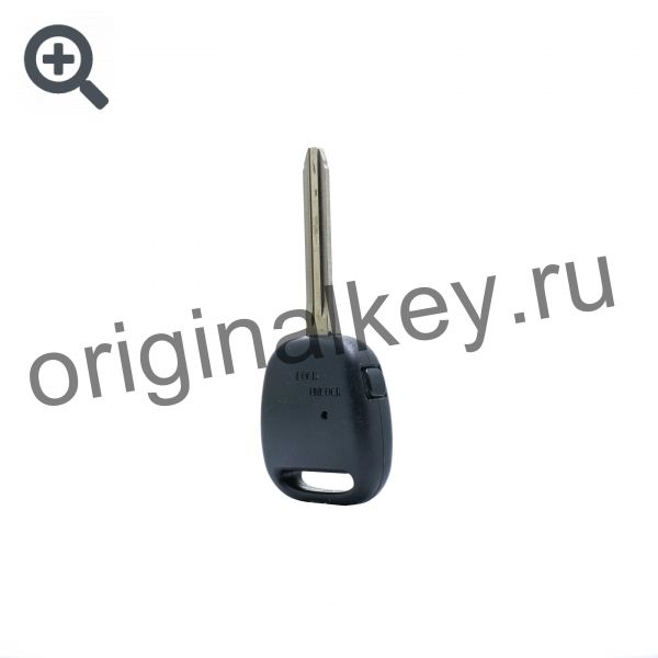 Ключ для Toyota Vitz, BB/OPEN DECK, Caldina, Celica, Fun Cargo, IST, MR-S, OPA, Platz, Probox/Succeed, Vista/Vista Ardeo, Will Cypha, Wish