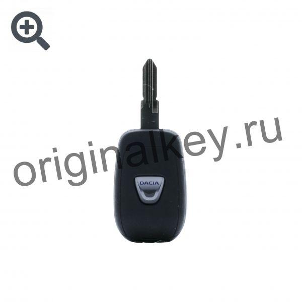 Ключ для Dacia Duster 2013-2018, HITAG AES