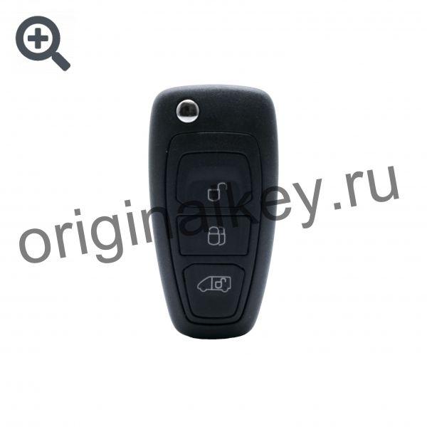 Ключ для Ford Transit 2014-, Transit/Tourneo Connect 2013-, Transit/Tourneo Custom 2012-