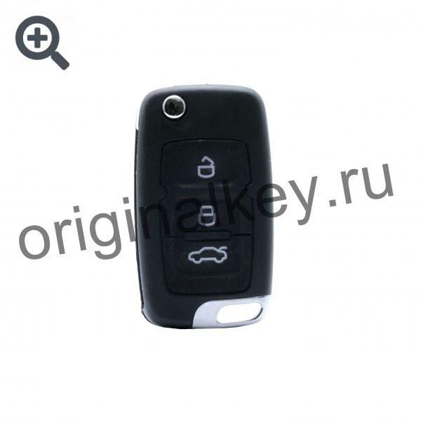 Ключ для Geely Emgrand X7 2013-2016, PCF7936