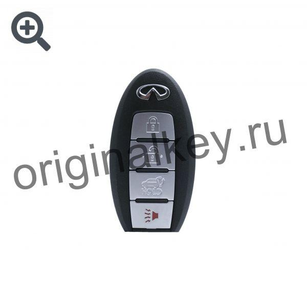 Ключ для Infiniti JX35 (L50) с 2012 года