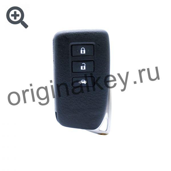 Ключ для Lexus ES250/350/300H 2012-2015, GS250/350/450H 2012-, MDL BC2EQ, Hybrid