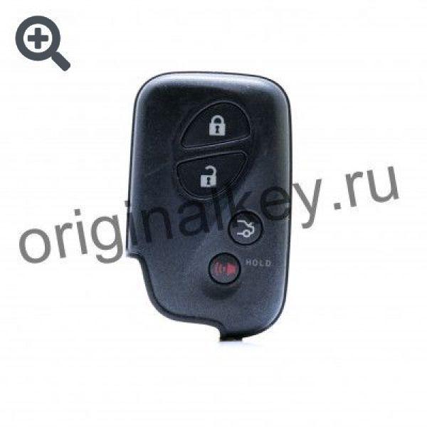 Ключ для LEXUS ES350 2008-2011, GS300/350/430/460 2008-2011, IS250/350 2008-2011, LS460/460L 2008-2009, HYQ14AAB