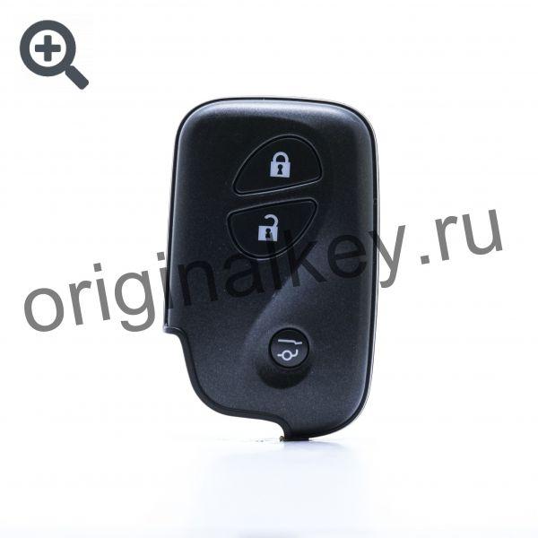 Ключ для Lexus GX460 2009-, MDL B74EA