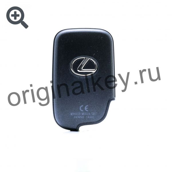 Ключ для Lexus IS250/350,LS460,GS300/350/430/460 2006-2008, MDL 14AAC