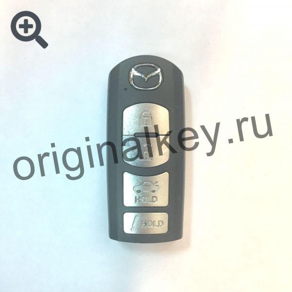 Ключ для Mazda 3 2014-, Mazda 6 2014-, MX-5 2016-, PCF7953