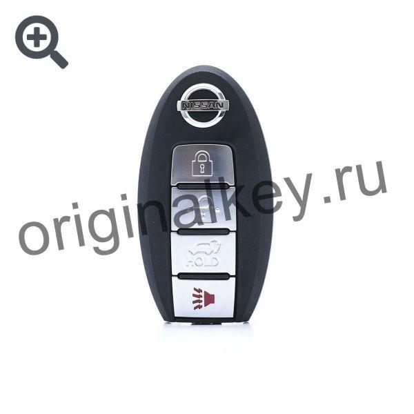 Ключ для Nissan Armada (TA60), 315Mhz
