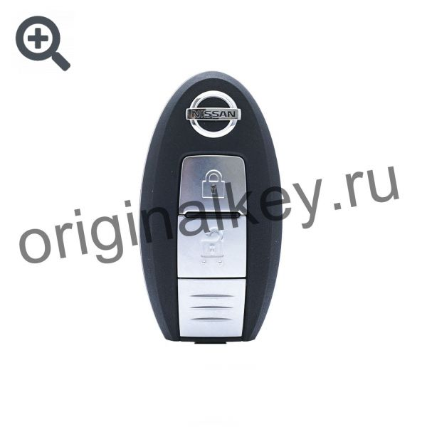 Ключ Nissan Juke 2010-, Micra 2010-, Cube 2009-, Patrol 2011-, Note 2013-, Leaf 2010-, Nv 200 2014-, Navara 2015-, Tiida 2015-, PCF7952