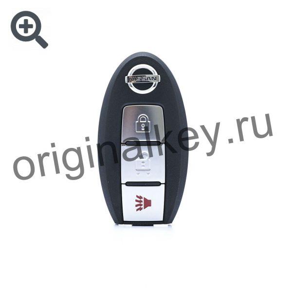 Ключ для Nissan Pathfinder 2007-2012, Rogue  2007-, Versa 2006-2013, Armada 2010-2011