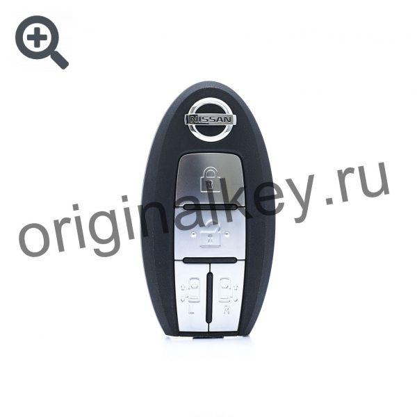 Ключ для Nissan Serena 2005-2010, Elgrand 2005-2010