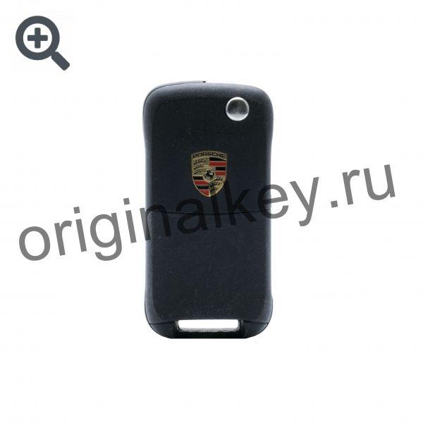 Ключ для Porsche Cayenne 2003-2010, 433 Mhz, PCF7942/44