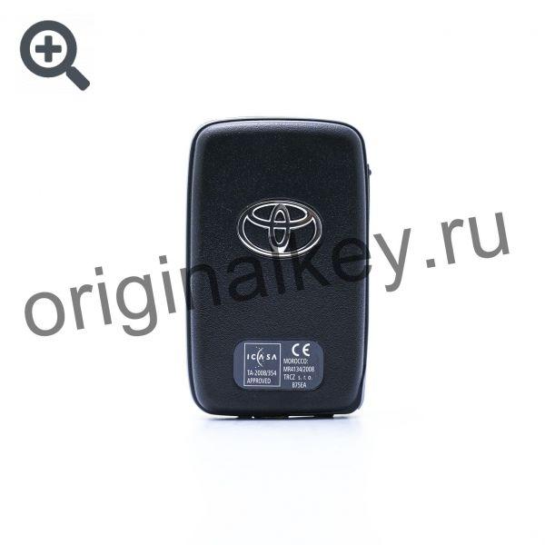 Ключ для Toyota Avensis 2011-, MDL B75EA