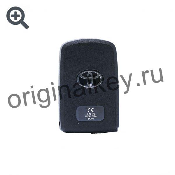Ключ для Toyota Camry 2011-2018, Toyota Corolla 2013-2016, MDL BA2EQ