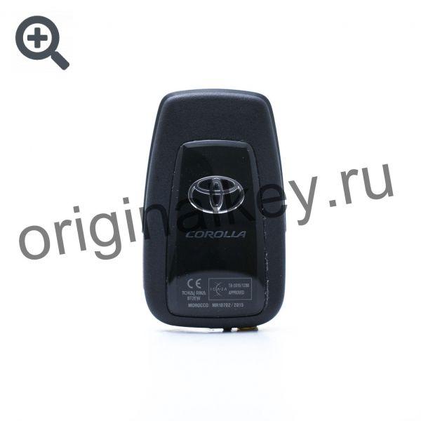 Ключ для Toyota Corolla 2016-, MDL BT2EW