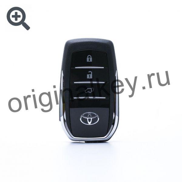 Ключ для Toyota Fortuner 2016-, MDL BM1EW