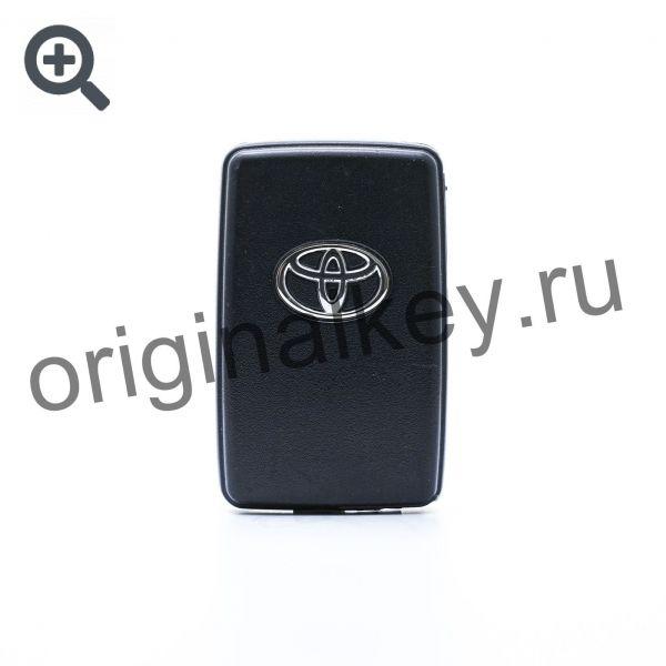 Ключ для Toyota Ist 2007-2010, Ractis 2005-2010, Vitz 2005-2010
