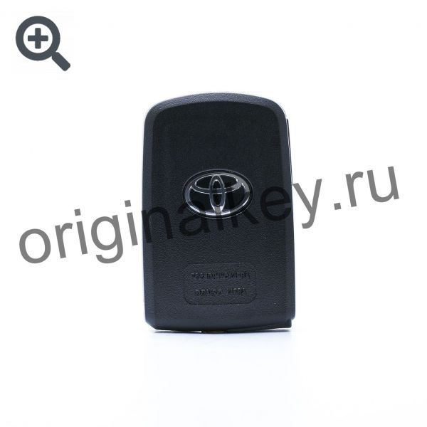 Ключ для Toyota RAV4 2013-, Prius C 2012-, Camry 2011-