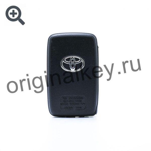 Ключ для Toyota Venza с 2010 года