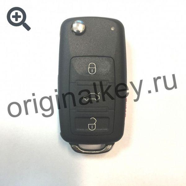 Ключ для Touareg 2003-2009, Keyless Go, 315 Mhz