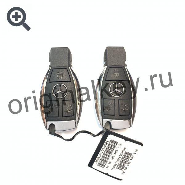 Комплект ключей для Mercedes с системой FBS3