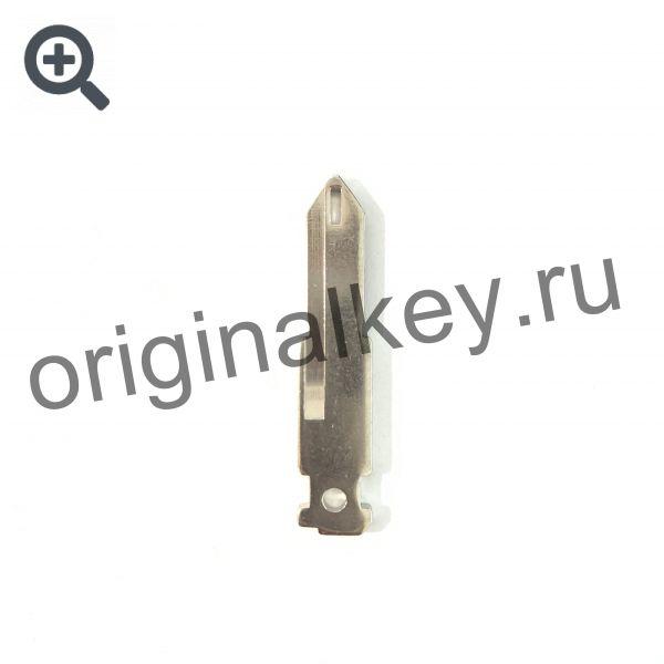 Металлическое жало для ключа Renault NE72