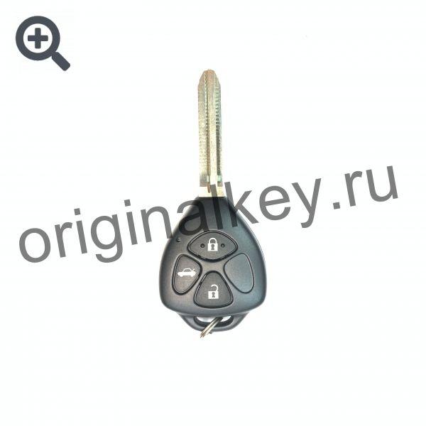 Ключ для Toyota Camry 2011-2014, Corolla 2012-2013, 4D67G